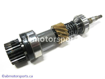Used Skidoo GRAND TOURING 500 OEM part # 420837242 rotary valve shaft for sale