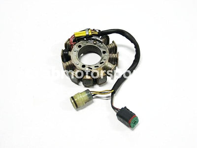 Used Skidoo MACH 1 OEM part # 410923000 stator for sale