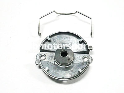 Used Skidoo MACH 1 OEM part # 420854265 valve rod housing for sale