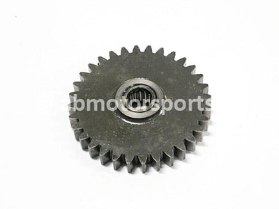 Used Skidoo MACH 1 OEM part # 420834266 intermediate gear 32t for sale
