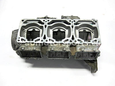 Used Skidoo MACH 1 OEM part # 420888515 crankcase for sale