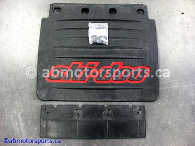 Used Skidoo MACH 1 OEM part # 572103800 snow guard for sale