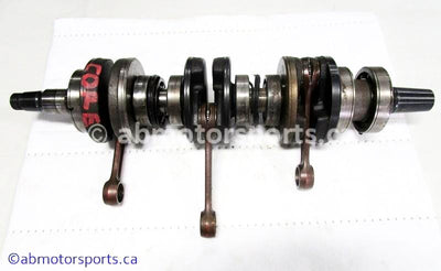 Used Skidoo MACH 1 OEM part # 420888034 crankshaft core for sale