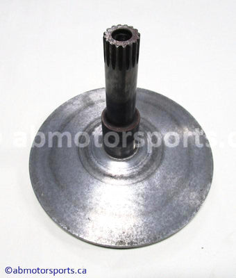 Used Skidoo FORMULA MACH 1 OEM part # 420480246 primary inner fixed sheave for sale