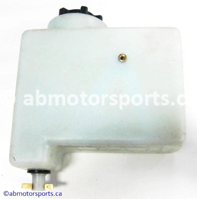 Used Skidoo Touring 380 LE OEM Part # 571002500 oil tank for sale