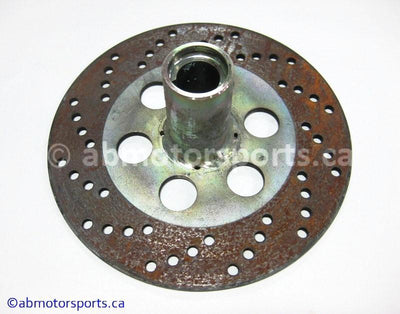 Used Skidoo Touring 380 LE OEM Part # 507029000 brake disc for sale