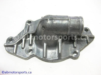 Used Skidoo LEGEND 800 SDI OEM part # 420922630 water pump housing for sale