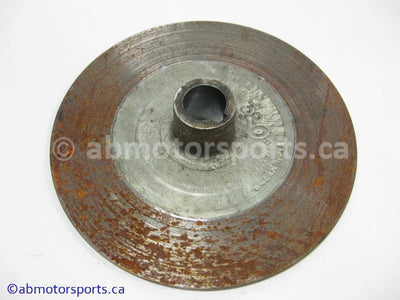 Used Skidoo LEGEND 800 SDI OEM Part # 507031300 BRAKE DISC for sale