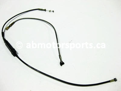 Used Skidoo GRAND TOURING 600 SPORT OEM part # 512059679 throttle cable for sale