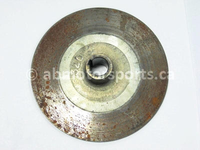 Used Skidoo GRAND TOURING 600 SPORT OEM part # 507031300 OR 507032456 brake disc for sale