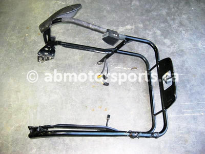 Used Skidoo GRAND TOURING 600 SPORT OEM part # 511000124 rear rack assembly for sale