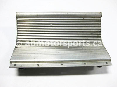 Used Skidoo SUMMIT 1000 HIGHMARK X OEM part # 518324335 rear radiator for sale