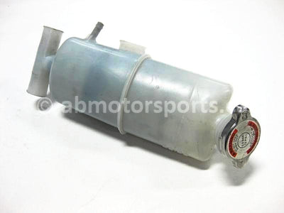 Used Skidoo SUMMIT 1000 HIGHMARK X OEM part # 509000323 OR 509000409 coolant tank for sale