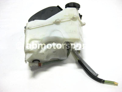 Used Skidoo SUMMIT 1000 HIGHMARK X OEM part # 519000070 injection oil tank for sale