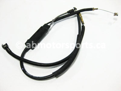 Used Skidoo SUMMIT 1000 HIGHMARK X OEM part # 512060009 OR 512060165 throttle cable for sale