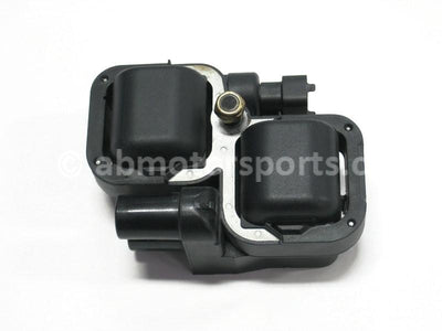Used Skidoo SUMMIT 1000 HIGHMARK X OEM part # 420266070 OR 278001546 double ignition coil for sale