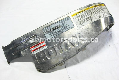 Used Skidoo SUMMIT 1000 HIGHMARK X OEM part # 417300257 OR 417300329 belt guard for sale