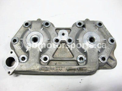 Used Skidoo SUMMIT 1000 HIGHMARK X OEM part # 420613720 cylinder head cover for sale