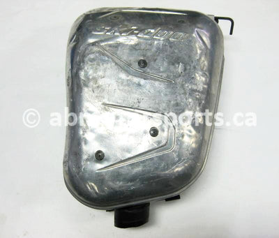 Used Skidoo SUMMIT 1000 HIGHMARK X OEM part # 514053774 OR 514053774 muffler for sale