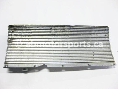 Used Skidoo SUMMIT 600 HO OEM part # 518323903 front radiator for sale
