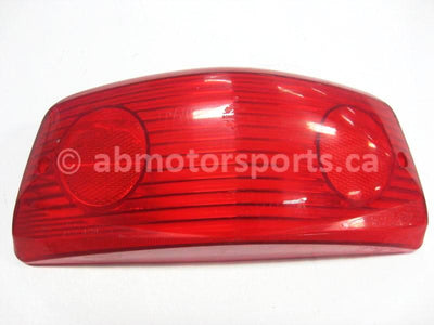 Used Skidoo SUMMIT 600 HO OEM part # 511000315 tail light lens for sale