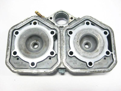 Used Skidoo SUMMIT 600 HO OEM part # 420613700 OR 420613701 cylinder head for sale