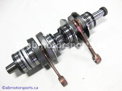 Used Skidoo SUMMIT 583 OEM part # 420887352 crankshaft for sale