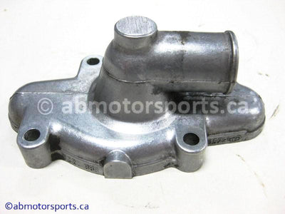 Used Skidoo SUMMIT 583 OEM part # 420222386 water pump housing for sale