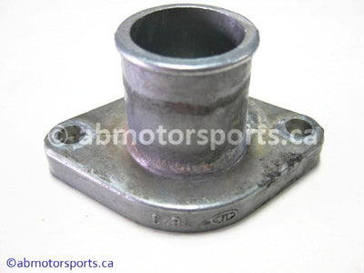 Used Skidoo SUMMIT 583 OEM part # 420922025 coolant outlet socket for sale