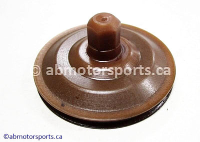 Used Skidoo 700 MACH 1 OEM part # 420854447 exhaust valve for sale