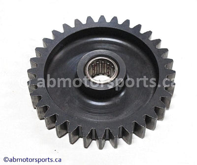Used Skidoo 700 MACH 1 OEM part # 420834266 intermediate gear 32t for sale