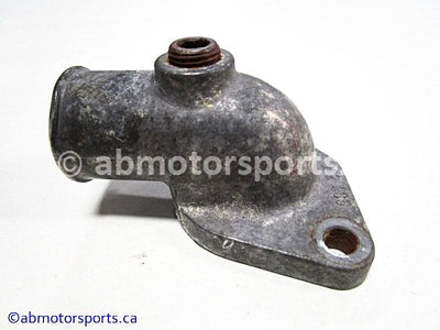Used Skidoo 700 MACH 1 OEM part # 420922485 exhaust socket for sale