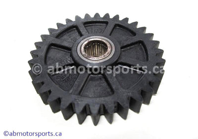 Used Skidoo 700 MACH 1 OEM part # 420834267 intermediate gear 32t for sale