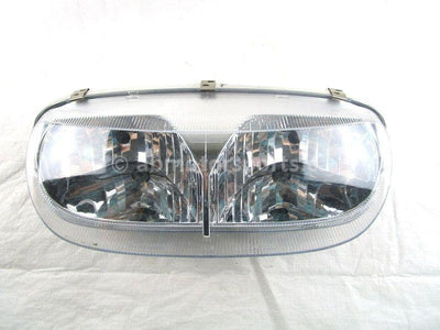 A used Headlight from a 2001 SUMMIT 700 Skidoo OEM Part # 515176311 for sale. Ski Doo snowmobile parts… Shop our online catalog… Alberta Canada!