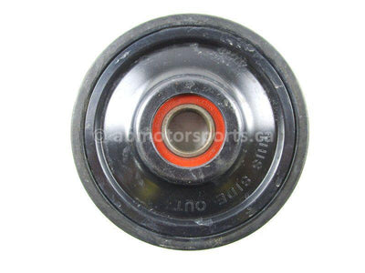 A used Rear Idler Wheel from a 2007 MXZ RENEGADE 800 X HO Ski Doo OEM Part # 503191046 for sale. Check out our online catalog for more parts!