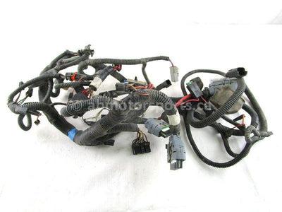 A used Main Wiring Harness from a 2007 MXZ RENEGADE 800 X HO Ski Doo OEM Part # 515176427 for sale. Check out our online catalog for more parts!