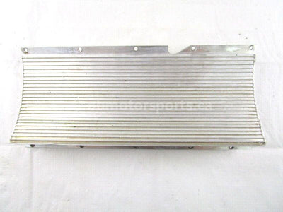 A used Front Radiator from a 2007 MXZ RENEGADE 800 X HO Ski Doo OEM Part # 518323903 for sale. Check out our online catalog for more parts!