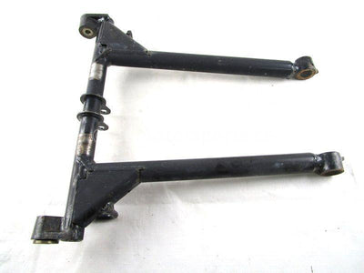A used Front Arm from a 2007 MXZ RENEGADE 800 X HO Ski Doo OEM Part # 503191266 for sale. Check out our online catalog for more parts!