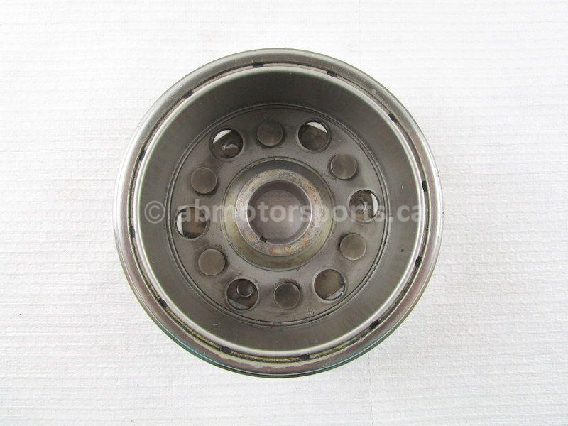 A used Flywheel from a 2007 MXZ RENEGADE 800 X HO Skidoo OEM Part # 410922947 for sale. Ski Doo snowmobile parts. Shop our online catalog!