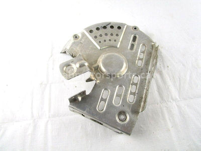 A used Disc Protector from a 2008 SUMMIT 800 Skidoo OEM Part # 507032446 for sale. Ski Doo snowmobile parts… Shop our online catalog… Alberta Canada!