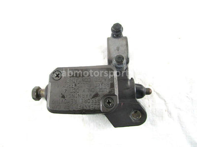 A used Master Cylinder from a 1999 SUMMIT 600 Skidoo OEM Part # 507032221 for sale. Ski Doo snowmobile parts… Shop our online catalog… Alberta Canada!