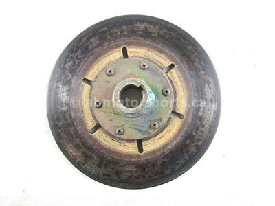A used Brake Disc from a 1980 EVEREST 500 Skidoo for sale. Ski Doo snowmobile parts… Shop our online catalog… Alberta Canada!