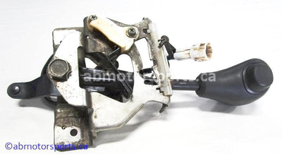 Used Suzuki ATV EIGER 400 OEM part # 57800-38F51 Shift Lever Assembly for sale