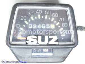 Used Suzuki ATV EIGER 400 OEM part # 34110-38F40 speedometer for sale