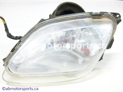Used Suzuki ATV EIGER 400 OEM part # 35300-05G60-999 head light left for sale