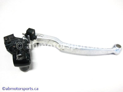 Used Suzuki ATV Eiger 400 OEM part # 57620-21821 lever set for sale