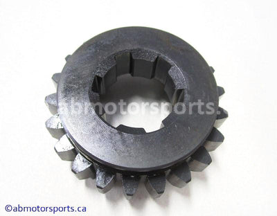 Used Suzuki ATV Eiger 400 OEM part # 24351-18A02 or 24351-18A01 or 24351-18A00 5th driven gear for sale