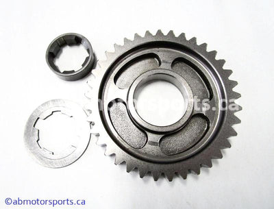 Used Suzuki ATV Eiger 400 OEM part # 24311-18A02 first driven gear for sale