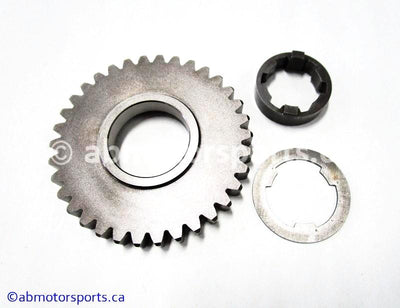 Used Suzuki ATV Eiger 400 OEM part # 24571-38F60 reverse driven gear for sale