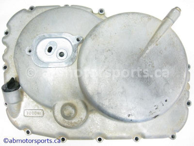 Used Suzuki ATV Eiger 400 OEM part # 11341-38F11 clutch cover for sale
